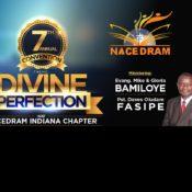 NACEDRAM 7TH CONVENTION: DIVINE PERFECTION