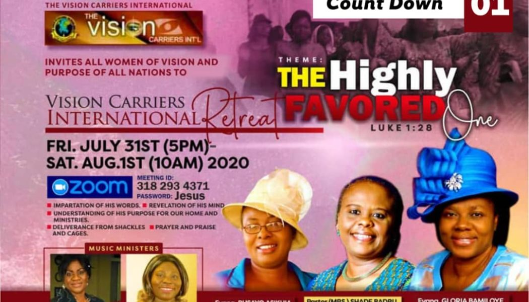 Vision Carriers International Retreat