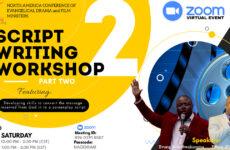 Script Writing Workshop Part 2