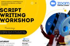Script Writing Workshop Part 1