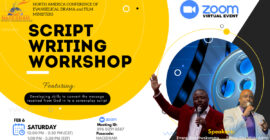 Script Writing Workshop Part 1